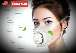 ❤ 1 Reusable Rechargeable Adjustable Smart Silicone Mask w
