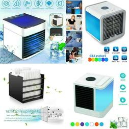 3 in 1 Rechargeable Air Cooler Fan Humidifier & Air Purifier