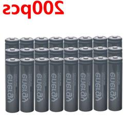 Energy   Li-ion 3.7v Rechargeable Black Batteries For Home F