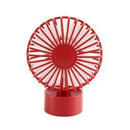 Fashion Simple Design Usb Fans Portable Fan Desk Fan For Off