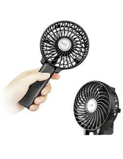 Easyacc Handheld Electric Fans Mini Portable Fan with Rechar