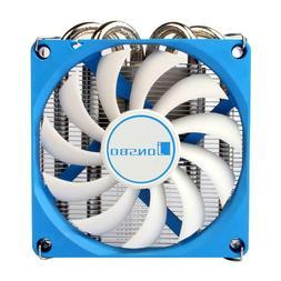 Jonsbo HP-400 CPU Cooling Fan HTPC Case All-In-One PC 4 Heat