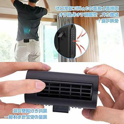 KEYNICE portable fan belt fan USB