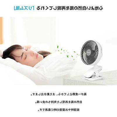 KEYNICE rechargeable fan
