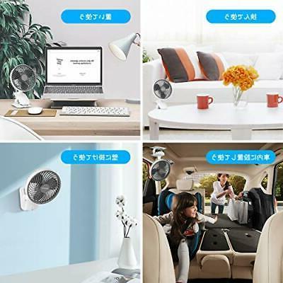 KEYNICE fan rechargeable fan