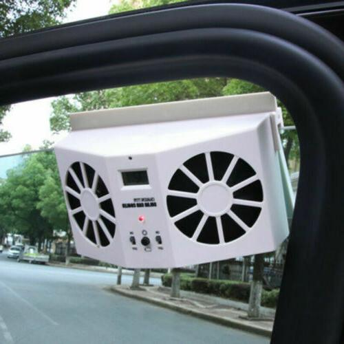 Car Solar Cooling Rechargeable Quiet Air Conditioner