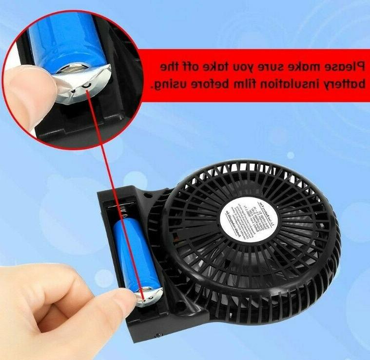 VersionTECH. Fan, Portable Mini Cooling Fan