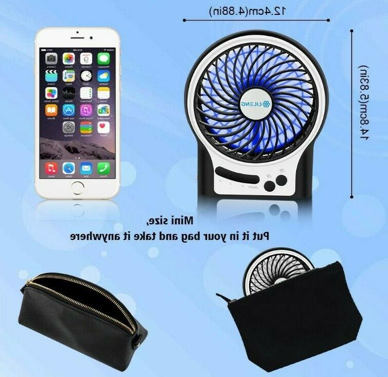 VersionTECH. Portable Rechargeable Cooling