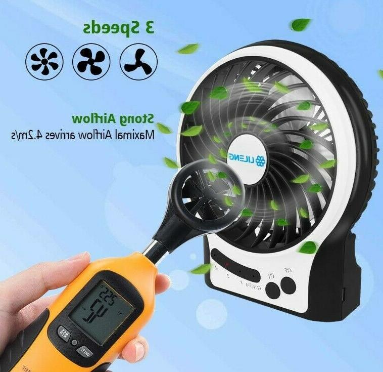 Portable Mini USB Rechargeable Cooling