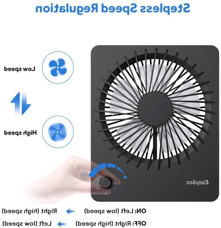 EasyAcc Desk Battery Mini USB 160°