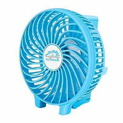 Fan with Speed Collapsible Portable