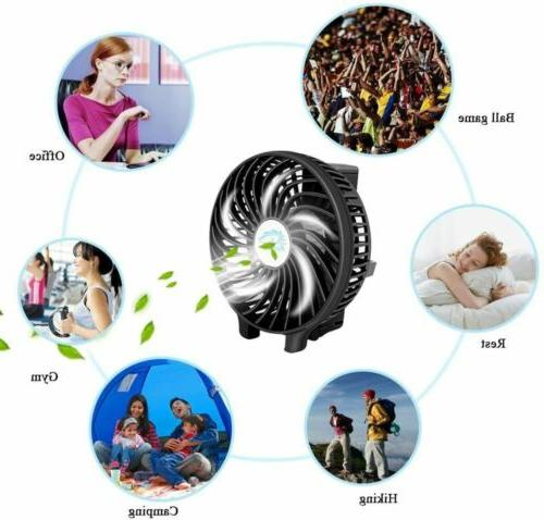 Handheld Powerful Durable - Personal Fans