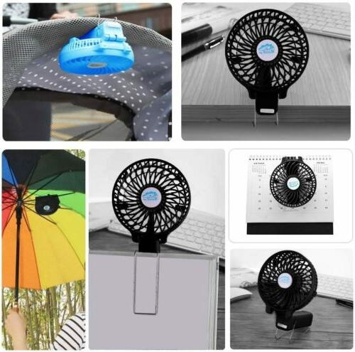 Handheld Powerful - Durable Portable Personal Fans