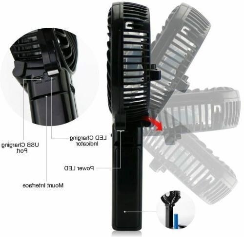 Handheld Fan Durable - Fans Rechargeable Battery