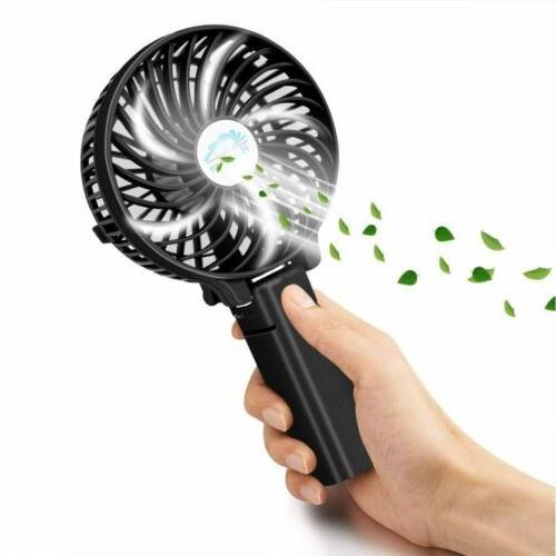 handheld fan powerful durable portable personal fans