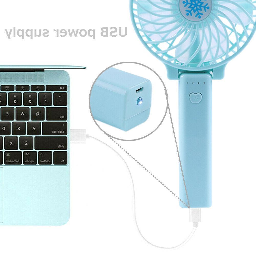 Mini Battery Portable Fan