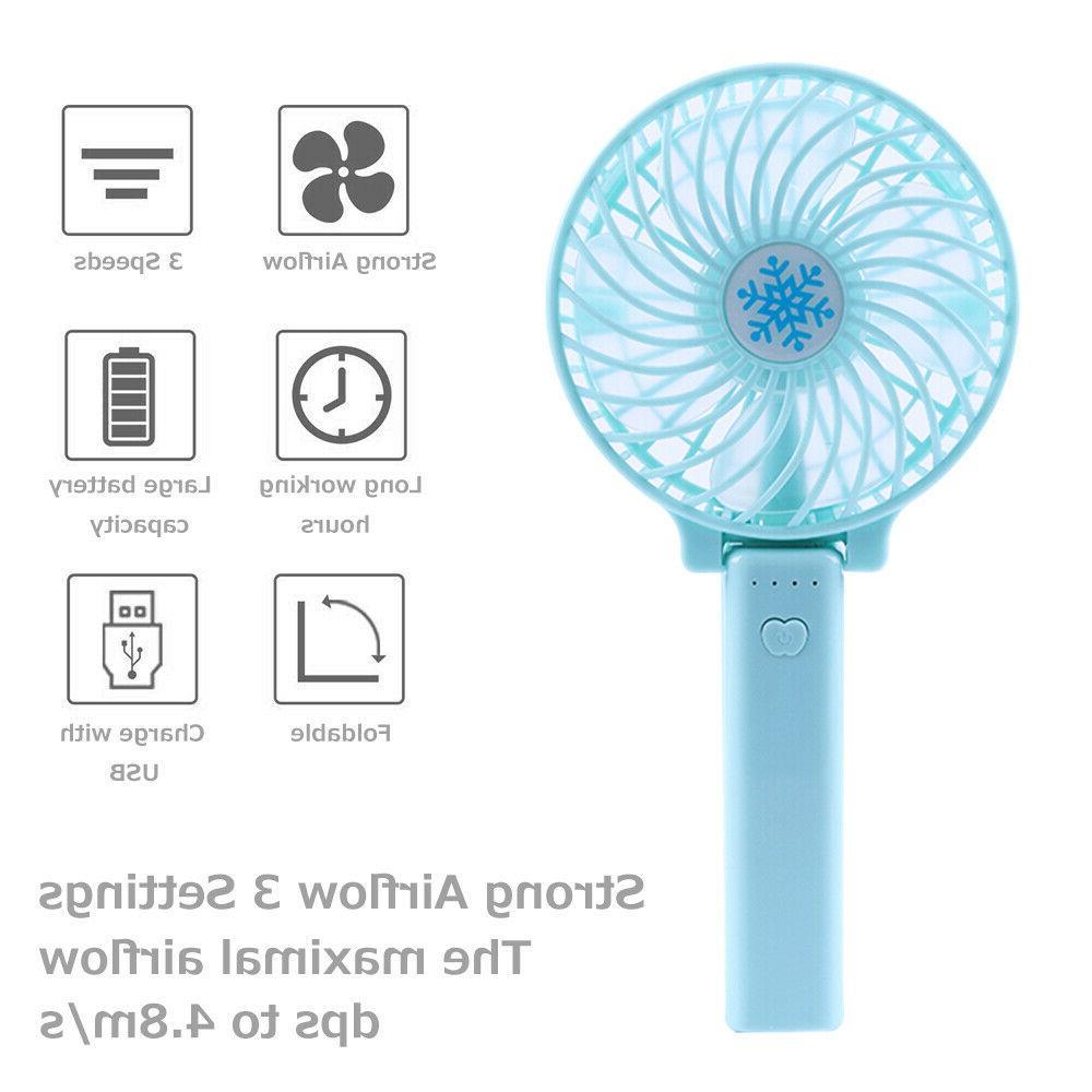 New Handy Fan Size Cooler w/Battery US