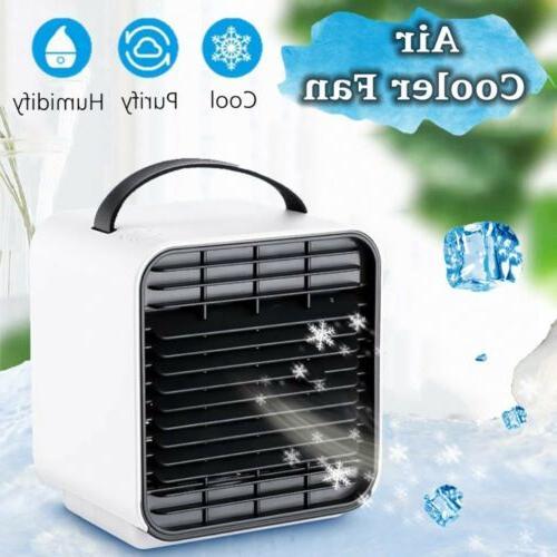 mini negative ion air conditioning fan evaporative