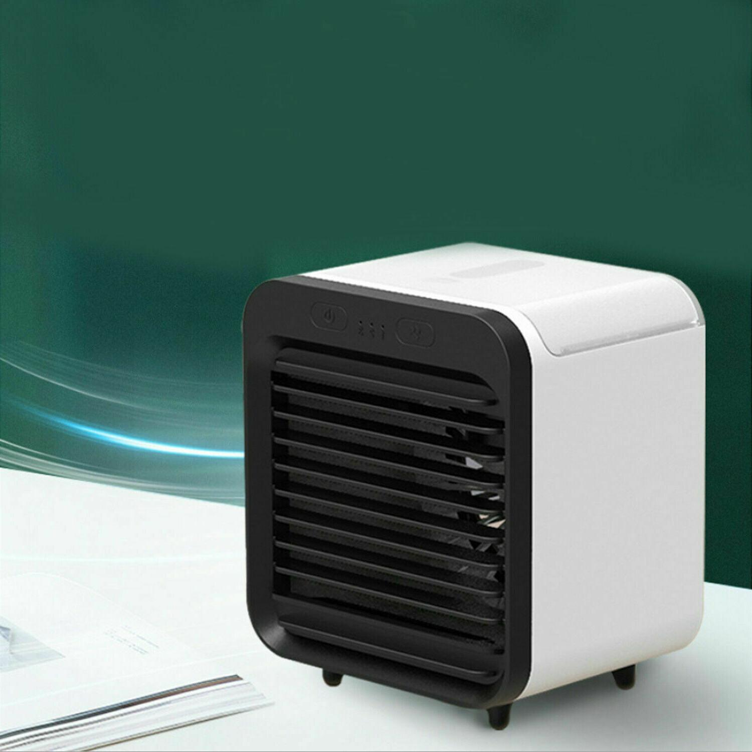 Portable Conditioner Cooler Fan Humidifier Air
