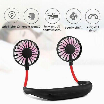 Portable Hanging Fan Rechargeable Personal