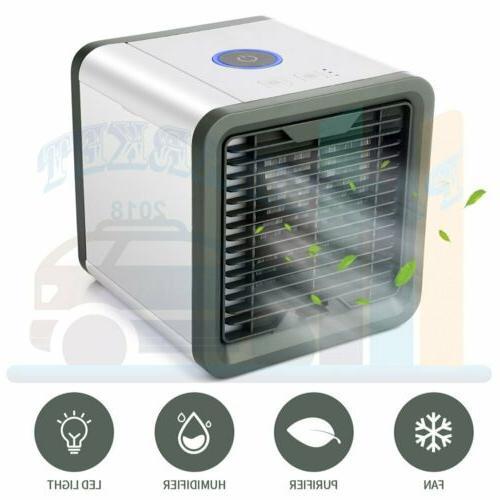 portable mini ac humidifier purifier air conditioner