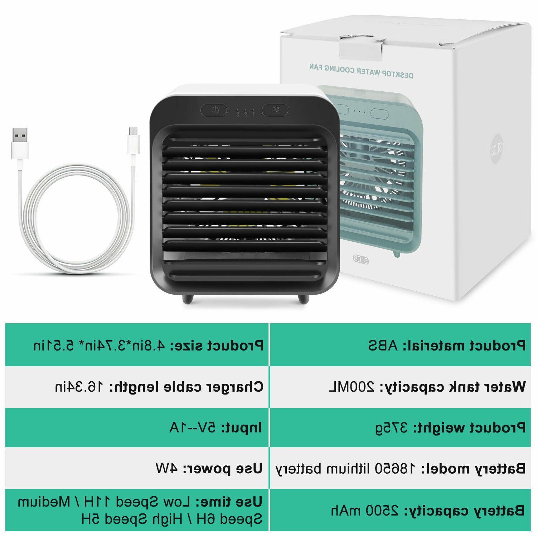 Summer Air Cooler Mini Air