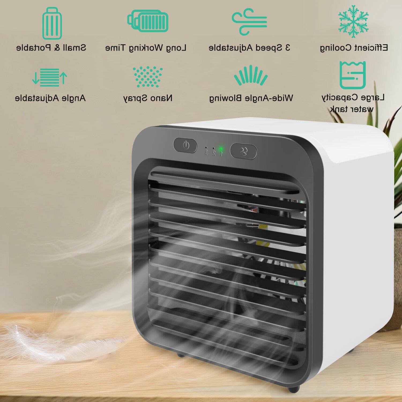 Mini Air Conditioner Fan Purifier