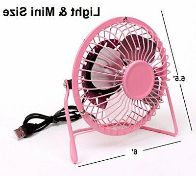 T-Fan Desk Personal USB Durable Body and