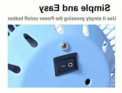 T-Fan USB Desk Body and