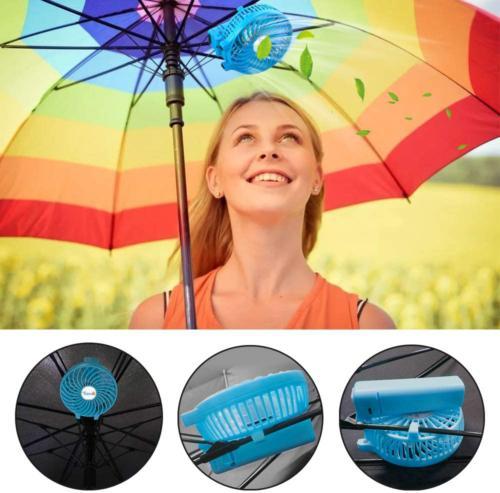VersionTECH. Handheld Fan, USB Personal