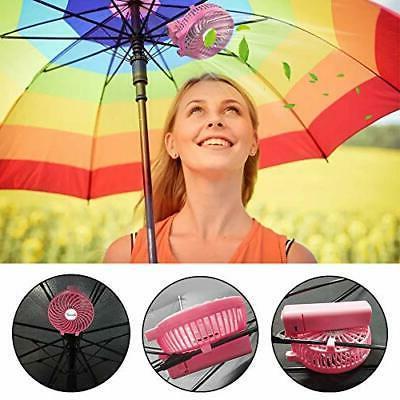 VersionTech VersionTECH. Handheld Fan, Desk