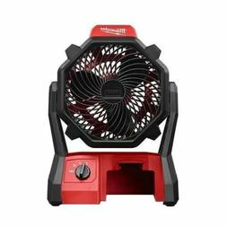 Milwaukee M18 18-Volt Lithium battery Cordless Portable Fan