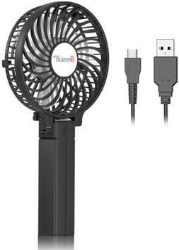 Mini Handheld USB Desk Fan Small Personal Portable Fans W/ R