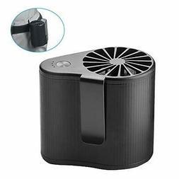 mini waist fan portable personal fan rechargeable