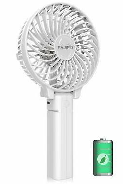 OPOLAR Small Hand Held Battery Operated USB Fan, Personal Po