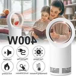 400W Space Heater Electric Heater Indoor Portable Air Warmer
