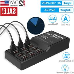 Portable USB Rechargeable Mini Clip Fan 360° Rotation Clip