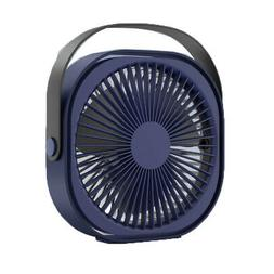 Rechargeable & USB powered Handheld Fan for Desk Beach Campi