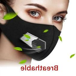 Rechargeable Electric Mask With Respirator Fan