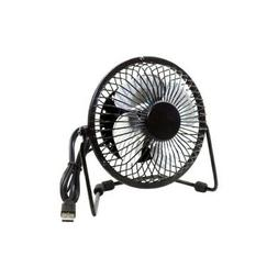 PREMIERTEK USB-FAN METAL DESKTOP FAN USB POWERED